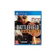 Game Battlefield Hardline BR - PS4