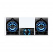 Sistema de audio en casa de alta potencia con DVD MHC-M60D