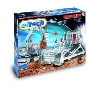 Eitech Mega Set Bulldozer/Digger Constructing Set