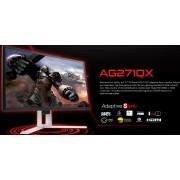 AOC 27in AG271QX ADAPTIVE-SYNC 1MS 144HZ