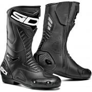 Sidi Performer Botas de moto Negro 44
