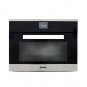 Miele PureLine DGC6600 CleanSteel Steam Oven - Stainless Steel