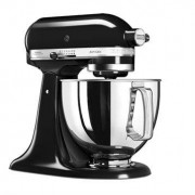 kitchenaid Robot pâtissier Multifonction Artisan Noir Onyx 300 W 5KSM125EOB kitchenaid