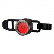 Luz Trasera Flashing Negra NIMA 4 Func. 1 Led SL-LD135-R CAT EYE