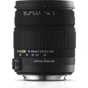 Sigma 18-50mm F2.8-4.5 DC OS Para Sigma