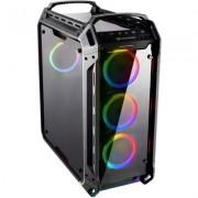 """Chassis COUGAR PANZER EVO RGB Full-Tower, Mini ITX/MicroATX/ATX/ CEB/L-ATX/E-ATX (E-ATX up to 12""""x11"""" ), Max. Graphics"""