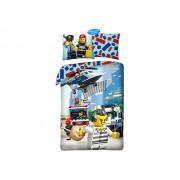LEG-821 Lenjerie de pat LEGO City