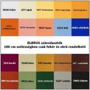 ELBRUS, szövöttmintás, egyszínű, teflonos abroszanyag méteráru, előrendelhető