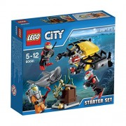 Lego Deep Sea Starter Set, Multi Color