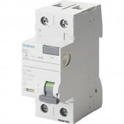 FID zaštitni prekidač 2-polni 25 A 0.1 A 230 V Siemens 5SV3412-6KL