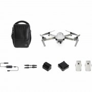 DJI Mavic Pro Platinum Combo Quadcopter dron za snimanje iz zraka s 4K UHD kamerom i 3D gimbal stabilizacijom CP.PT.00000065.01