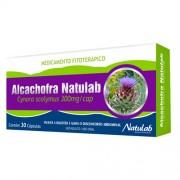 Alcachofra Natulab 300mg Com 30 Comprimidos