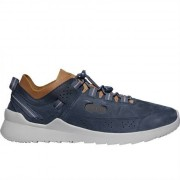 Keen Mens Highland Casual Trainers Blue Nights Drizzle
