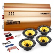 """Golden Race V6"" Set car audio 4.0"