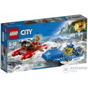 LEGO® City 60176 Bijeg s divlje rijeke