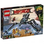 Set de constructie LEGO Ninjago Paianjen de Apa