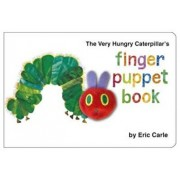 Very Hungry Caterpillar Finger Puppet Book, Hardcover/Eric Carle