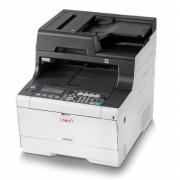 Oki MC563DN színes multifunkciós lézernyomtató (Hálózat+DADF+Fax)