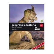 Vv.aa. Geografía E Historia 2º Eso Savia 2016 (aragon Asturias Castill A Y Le