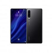 Huawei P30 128 GB - фабрично отключен (черен)