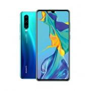 "Smartphone, Huawei P30, Dual SIM, 6.1"", Arm Octa (2.6G), 6GB RAM, 128GB Storage, Android, Aurora (6901443284610)"
