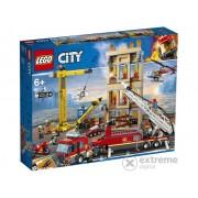 LEGO City - Divizia pompierilor din centrul orasului (60216)