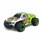 JJRC Q35 2.4G 4WD 1/26 30 + km / h Camion Monster Truck RC - Verde