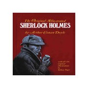 "Original Illustrated Sherlock Holmes - 37 Short Stories and a Novel from the ""Strand Magazine"" (Doyle Sir Arthur Conan)(Cartonat) (9780890090572)"
