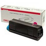 Тонер касета за OKI C 5100/5200/5300/5400 - Magenta - 42127406