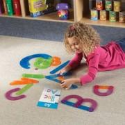Sa construim alfabetul Learning Resources
