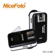 NiceFoto Wireless Flash Trigger Kit CN-2.4G High Speed - Transmitator si Receptor Wireless