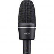 Akg C3000 Microfone Cardioide Condensador Akg C3000 para Home Studio