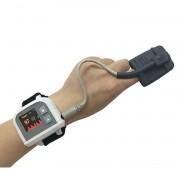 Csuklós pulzoximéter szoftverrel