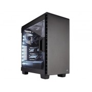 Corsair Carbide Clear 400C - Zwart