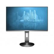 AOC I2490PXQU/BT LED-monitor 60.5 cm (23.8 inch) Energielabel A+ (A++ - E) 1920 x 1080 pix Full HD 4 ms HDMI, DisplayPort, VGA, USB 3.0, Hoofdtelefoon (3.5 mm