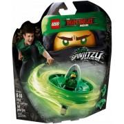 Lego Klocki konstrukcyjne LEGO Ninjago Lloyd - mistrz Spinjitzu 70628