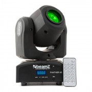 Beamz Panther 40 LED-Spot Movinghead 45W 7-Gobos 7 colores DMX mando a distancia IR (150.461)