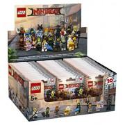 Lego (LEGO) Mini Figure Lego Ninja Go The Movie 60 Pack Included 6175016