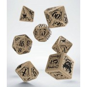 Q Workshop Pathfinder Dice Set Council of Thieves (7)