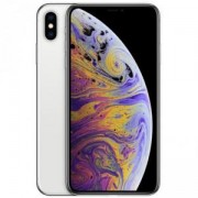 Смартфон Apple iPhone XS Max 64GB, Сребърен, MT512GH/A