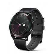 Huawei Watch Gt 42mm Elegant Black Fluoroelastomer Strap
