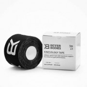 Better Bodies Kinesology Tape, Black