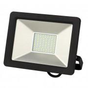 DF-51001C-50, 50W LED Reflektor / LED Fényvető, 3200K meleg fehér, fekete