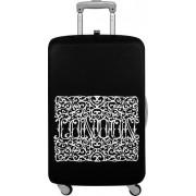 LOQI Pokrowiec na walizkę LOQI Type London Heritage