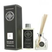 Reed Diffuser with Essential Oils - White Jasmine 100ml/3.38oz Odorizant cu Trestie cu Uleiuri Esenţiale - White Jasmine