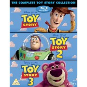 Disney Toy Story 1, 2 and 3 - Triple Pack (Plus Bonus Disc)
