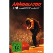 Annihilator - Live at Masters of Rock (0693723080079) (2 DVD)