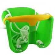 Детска люлка MASTER Baby, пластмасова, зелена, MAS-B131-green