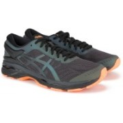 Asics GEL-KAYANO 24 LITE-SHOW Running Shoes For Men(Black)