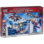 Mega Bloks Spiderman Oscorp Tower